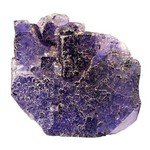 Purple Fluorite Healing Mineral ~42mm