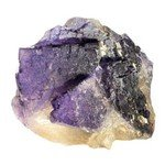 Purple Fluorite Healing Mineral ~45mm