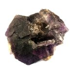 Purple Fluorite Healing Mineral ~65mm