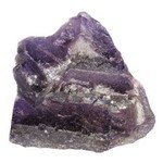 Purple Fluorite Healing Mineral ~70mm