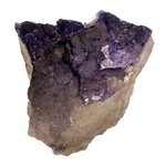 Purple Fluorite Healing Mineral ~75mm