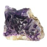 Purple Fluorite Healing Mineral ~80mm