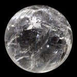 Quartz Crystal Ball ~4.5cm
