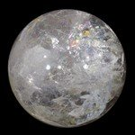 Quartz Crystal Ball ~7.5cm