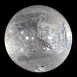 Quartz Crystal Ball ~8cm