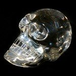 Quartz Crystal Skull ~ (40-45mm)