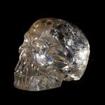 Quartz Crystal Skull ~5 x 4cm