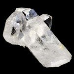 Quartz Rock Crystal ~7.5cm