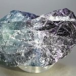Rainbow Fluorite Healing Crystal ~93mm