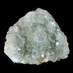 Rainbow Quartz Crystal Druze ~6.5cm