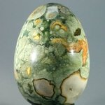 Rhyolite Crystal Egg ~48mm