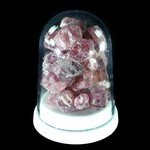 Rubellite (gem Pink Tourmaline) Energy Dome (Limited Edition)
