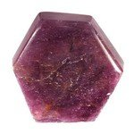 Ruby Healing Crystal (Polished) ~24mm