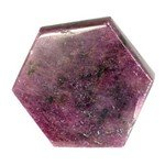 Ruby Healing Crystal (Polished) ~28mm