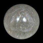 Rutilated Quartz Crystal Sphere ~4cm