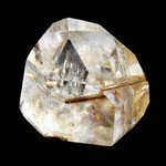 Rutilated Quartz Polished Point ~3.3 x 3.4cm