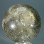 Smoky Quartz Crystal Sphere ~5.3cm