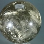 SUPERB Smoky Quartz Crystal Sphere ~5.6cm