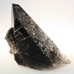 Smoky Quartz Points ~8cm