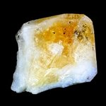 Super Size Citrine Crystal Point ~8.5 x 7cm