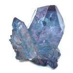 Tanzanite Aura Quartz Healing Crystal ~40mm