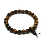 Tiger Eye Power Bead Bracelet