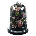 Watermelon Tourmaline Energy Dome