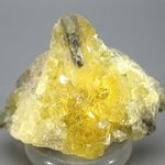 Yellow Fluorite Healing Mineral ~65mm