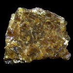 Yellow Fluorite Healing Mineral ~70mm