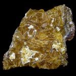 Yellow Fluorite Healing Mineral ~88mm