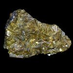 Yellow Fluorite Healing Mineral ~99mm