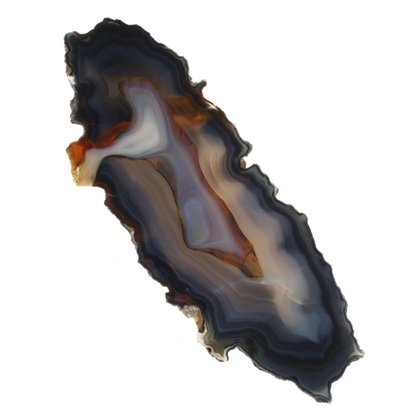 Agate Slice - Natural  ~150mm