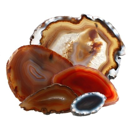 Agate Slice Natural