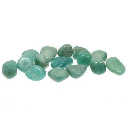 Amazonite Tumble Stone (15-20mm)