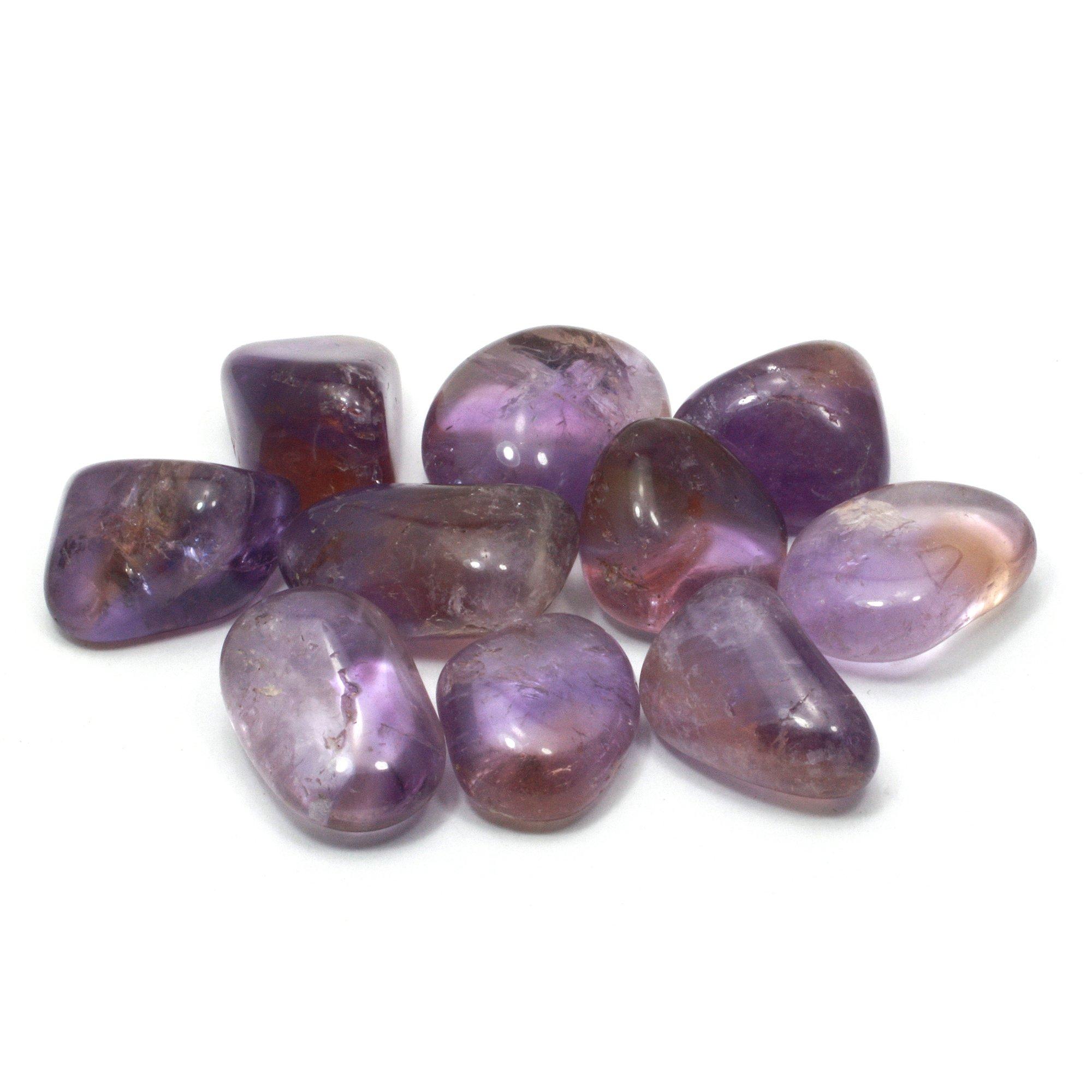 Ametrine Tumble Stone 20 25mm