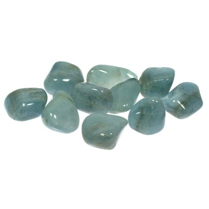 Aquamarine Extra Grade Tumble Stone (20-25mm)