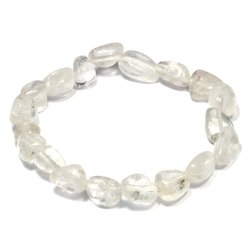 Aquarius Birthstone Bracelet - Quartz