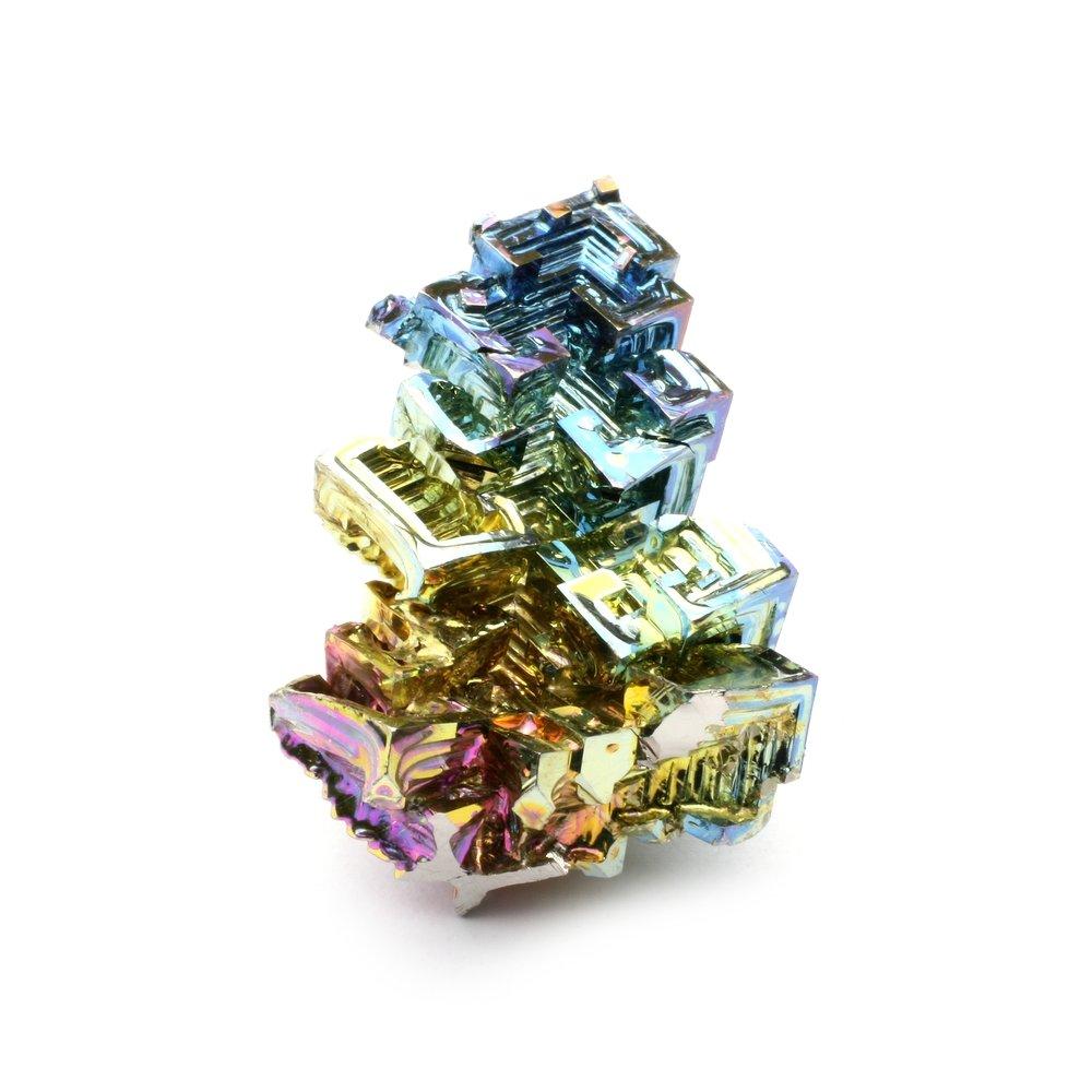 Bismuth Crystal Specimen Small 20 25mm