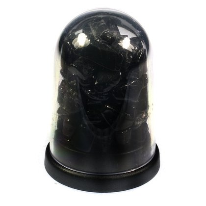 Black Tourmaline Energy Dome