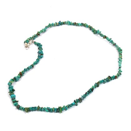 chip rup necklace turquoise