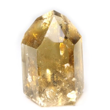 Citrine Polished Crystal Point ~36 x 28mm