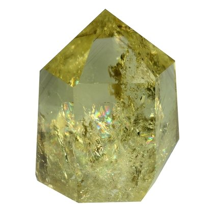 Citrine Polished Point ~6 x 5 cm