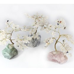 Crystal Chip Gem Tree - Medium