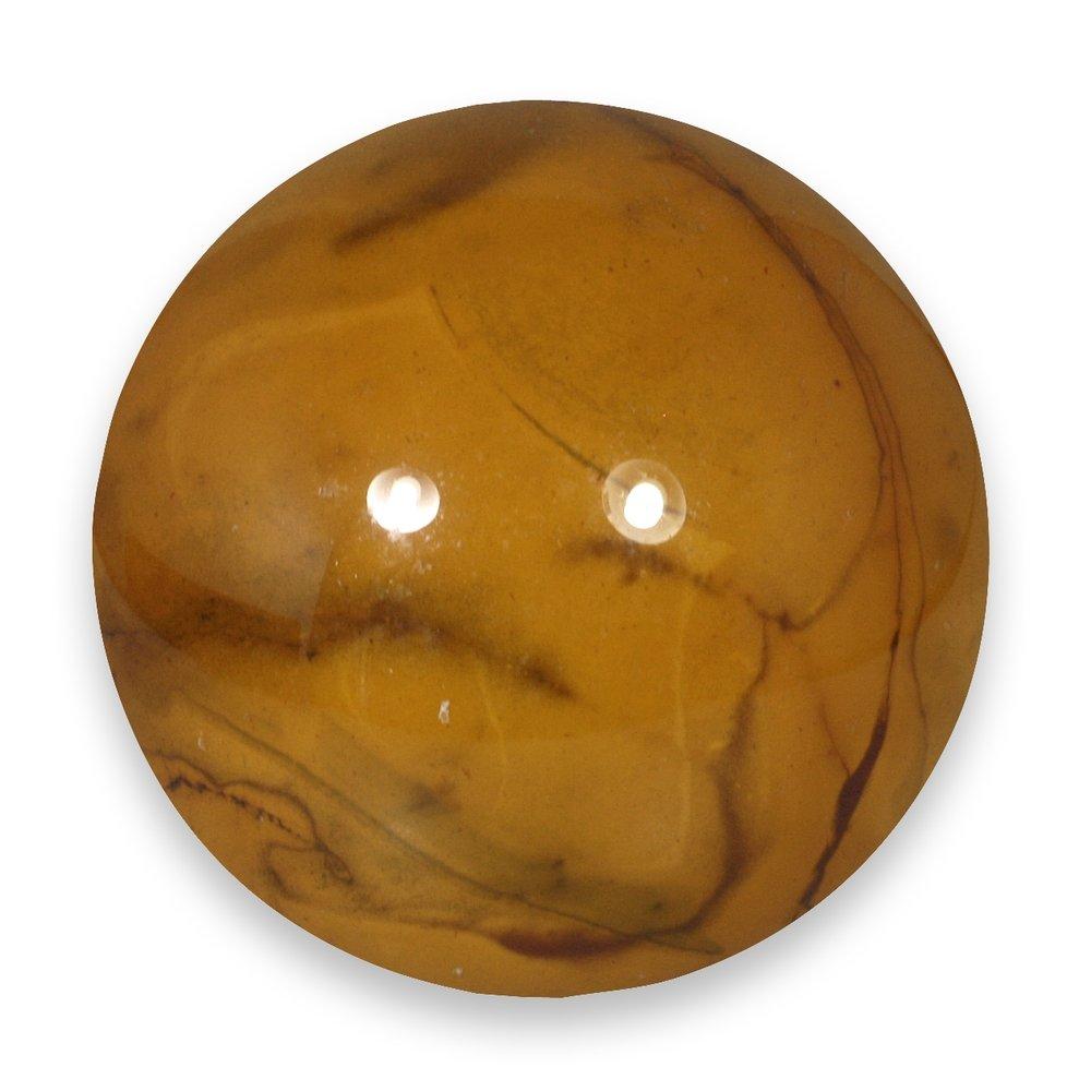 Golden Mookaite Crystal Sphere ~4 5cm