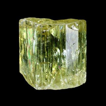 Green Apatite Healing Crystal ~20mm