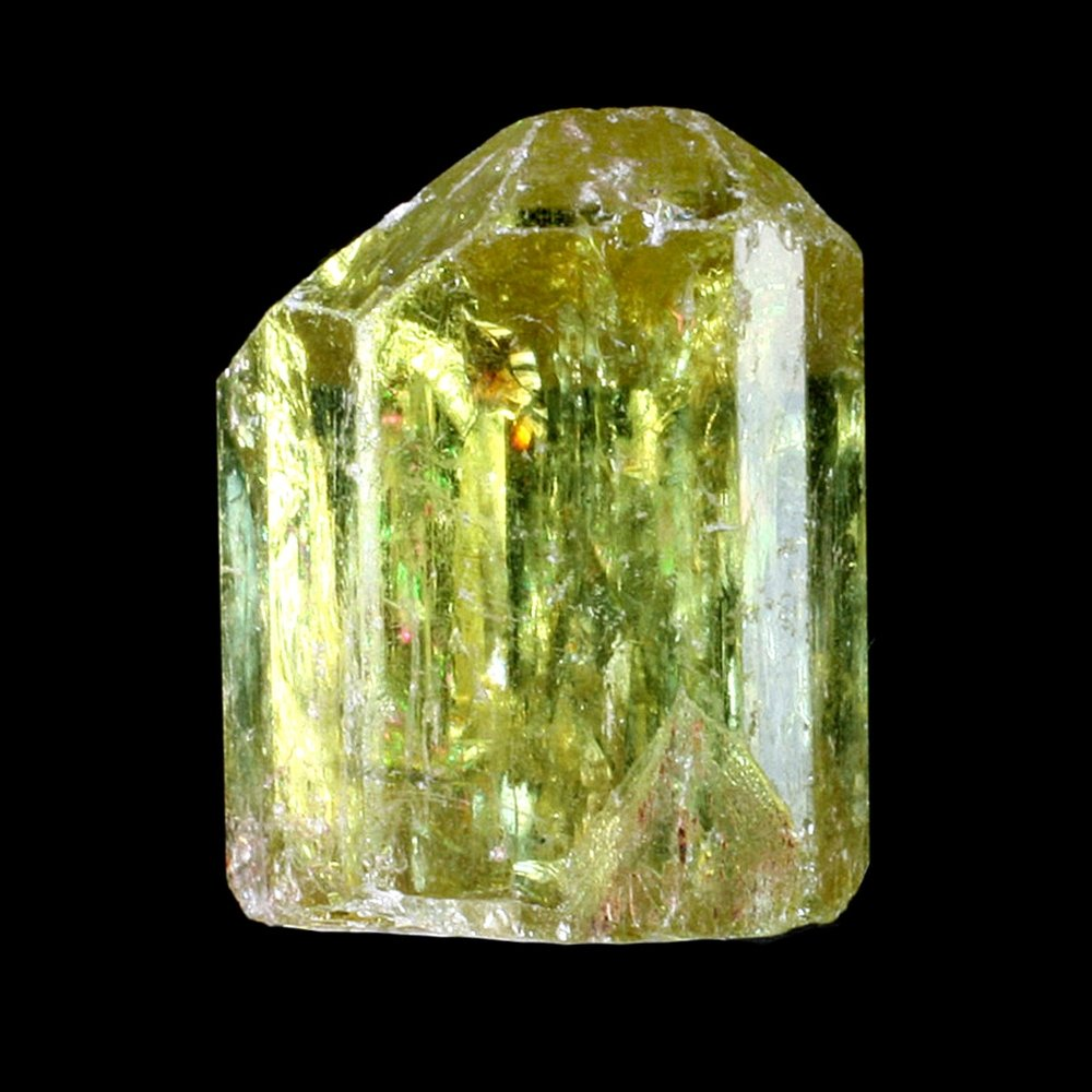 Green Apatite Healing Crystal ~22mm