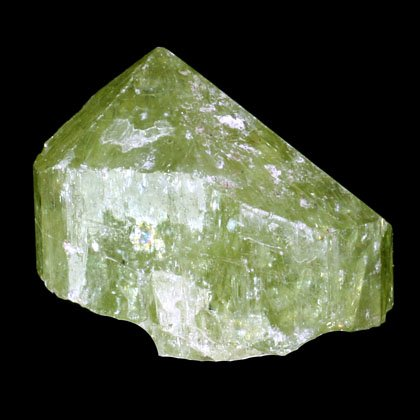 Green Apatite Healing Crystal ~30mm