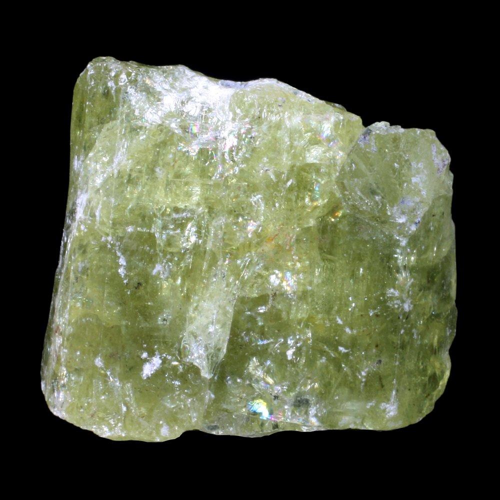 Green Apatite Healing Crystal ~32mm