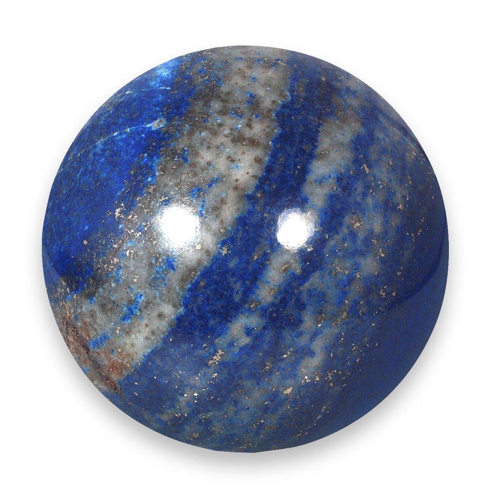 Lapis Lazuli Crystal Sphere ~5.5cm