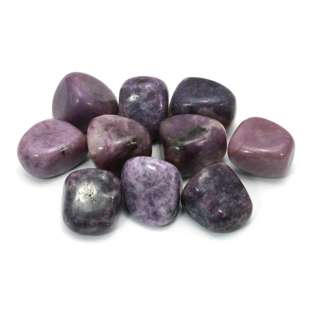 Lepidolite Tumble Stone 20 25mm